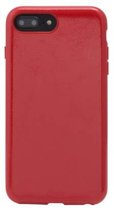 Sonix Cherry Faux Leather iPhone 6/6s/7/8 Plus Case
