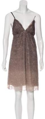 Alice + Olivia Lace Sleeveless Dress w/ Tags