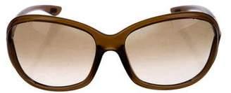 Tom Ford Jennifer Tinted Sunglasses