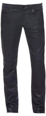 Paige Lennox Matte Skinny Jeans