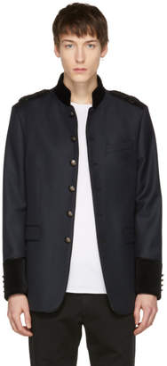 Tiger of Sweden Navy Bowater Blazer
