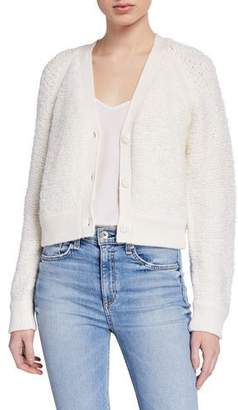 Rag & Bone Brooke Wool Knit Cardigan