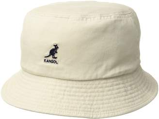 Kangol Men s Heritage Collection Washed 100% Cotton Bucket Hat e362e148ec63