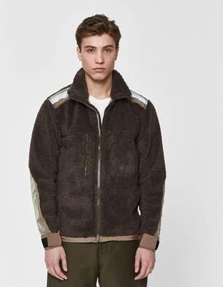 John Elliott La Paz Sherpa Fleece Jacket