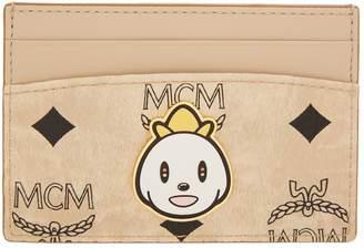 MCM Eddie Kang Card Holder
