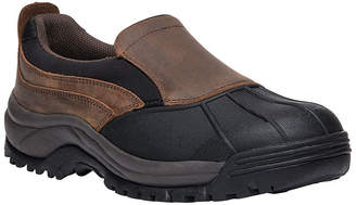 Propet Mens Blizzard Hiking Boots Flat Heel Zip