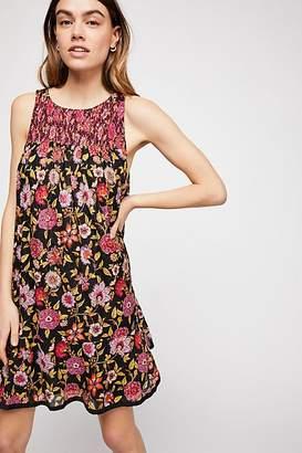 Oh Baby Mini Dress