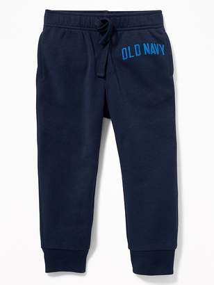 Old Navy Logo-Graphic Joggers for Toddler Boys