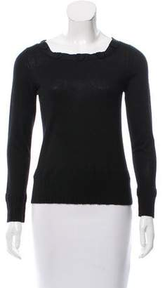 Alberta Ferretti Long Sleeve Sweater