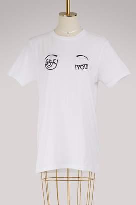 Chiara Ferragni See You cotton T-shirt