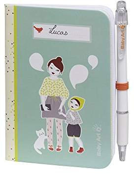 Baby Art My Funny Words Notebook