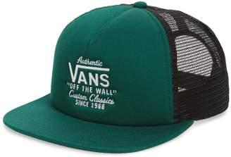 Vans Galer Embroidered Trucker Hat