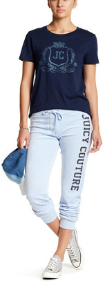 Juicy Couture Logo Glam Pant $158 thestylecure.com