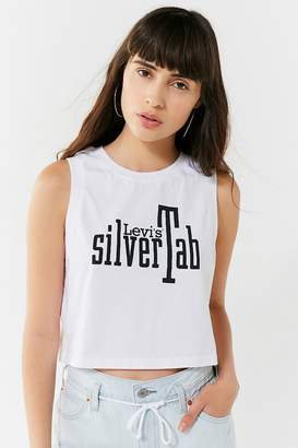 Levi's Levi's SilverTab Cropped Tank Top
