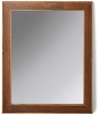 C&C Reflections Lowell Mirror - Pecan/Pine