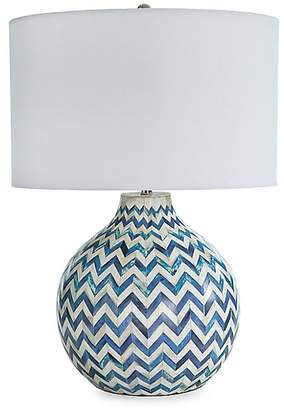 Regina-Andrew Design Regina Andrew Design Chevron Bone Table Lamp