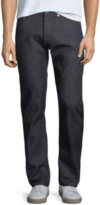 Valentino Men's Mid-Rise Straight-Leg Denim Jeans