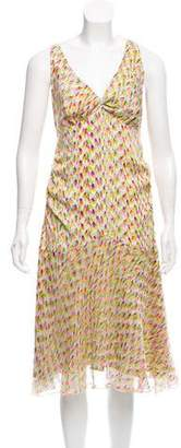 Diane von Furstenberg Vittorina Silk Dress