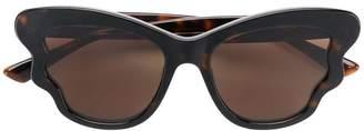 McQ Eyewear oversized cat-eye sunglasses