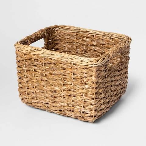 Decorative Boxes and Baskets Khaki