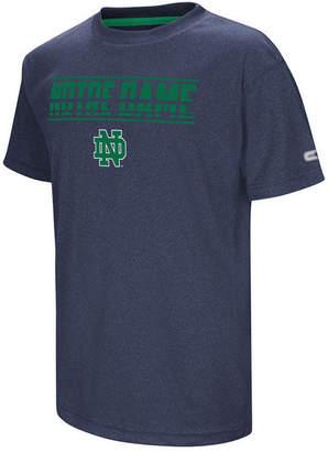 Colosseum Notre Dame Fighting Irish Head Start T-Shirt, Big Boys (8-20) $22 thestylecure.com