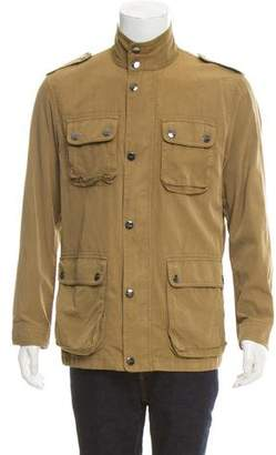 Michael Kors 5-Pocket Safari Jacket