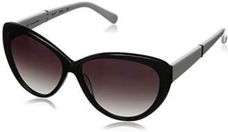 Elie Tahari Women's EL136 Aviator Sunglasses