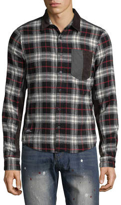 Mostly Heard Rarely Seen Lexington Plaid Sportshirt