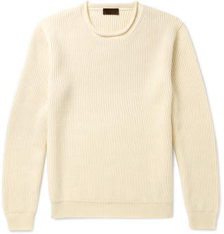 Altea Ribbed Virgin Wool Sweater