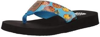 Yellow Box Women's Pina Colada Sandal