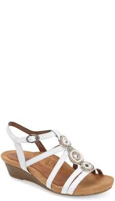Rockport Cobb Hill 'Hannah' Leather Sandal