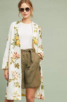 Payal Pratap Floral Longline Blazer