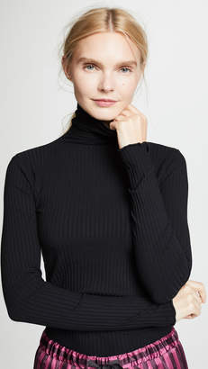 Hanky Panky Long Sleeve Funnel Neck Top