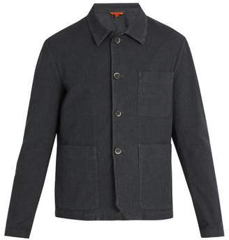 Barena Venezia - Cotton Canvas Jacket - Mens - Grey
