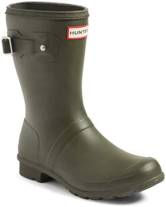 Hunter Tour Short Packable Rain Boot