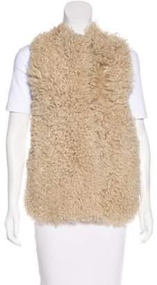 Tess Giberson Cashmere & Lamb Vest