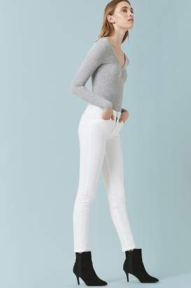 Forever 21 Skinny Push-Up Jeans