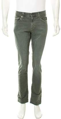 J Brand Five Pocket Skinny Jeans