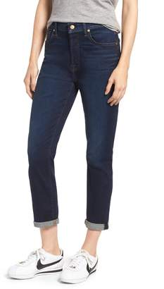 7 For All Mankind Josefina High Waist Boyfriend Jeans
