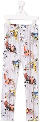 Molo carousel leggings