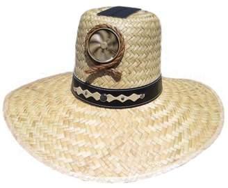 Kool Breeze Solar Hats Kool Breeze Solar Cooling Straw Hat - Gardener (M/L)