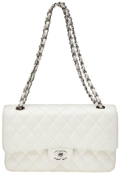CHANEL VINTAGE - Classic double flap bag