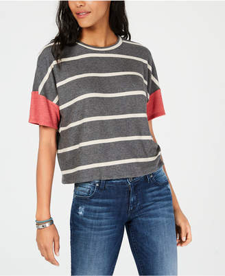 Self Esteem Juniors' Contrast-Sleeve T-Shirt