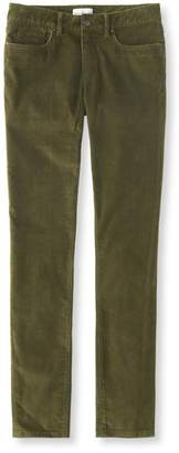 L.L. Bean L.L.Bean Signature Skinny Corduroy Pants