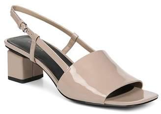 Via Spiga Women's Florian Block Heel Slingback Sandals
