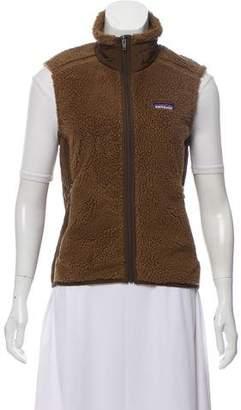 Patagonia Textured Zip-Up Vest