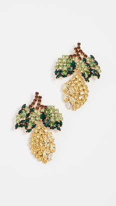 Shourouk Limone Earrings