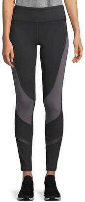 Zobha Women's Contrast-Panel Leggings