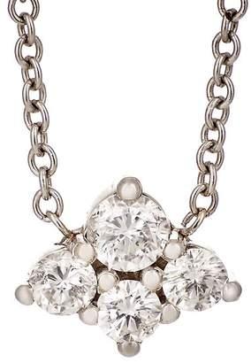 Sara Weinstock Women's Cluster Pendant Necklace