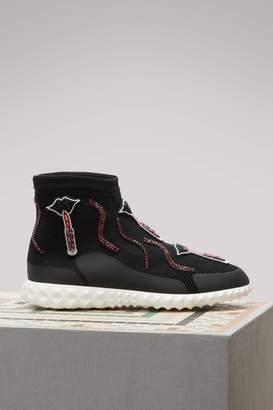 Valentino Lipstick sneakers